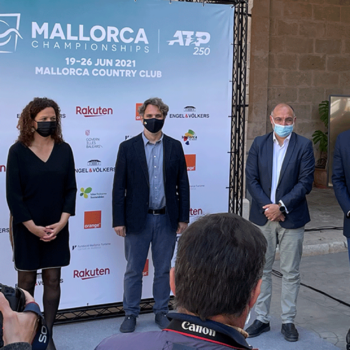 Presentacion del Torneo ATP Mallorca Championships